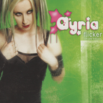 Ayria - Flicker (cover) 212x212