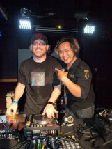 Kinetic Distortion & Elvin Ong