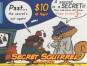 Secret Squirrel #14 (Front) 12-13-2003