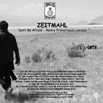 Zeitmahl - Dont Be Afraid 212x212
